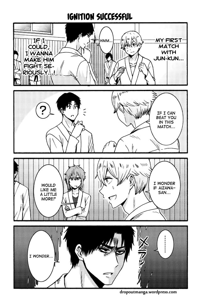 Tomo-chan wa Onnanoko! 559 Page 1