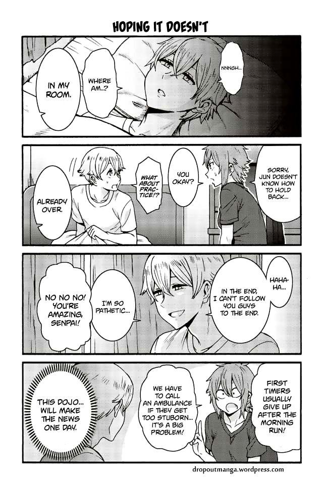 Tomo-chan wa Onnanoko! 563 Page 1