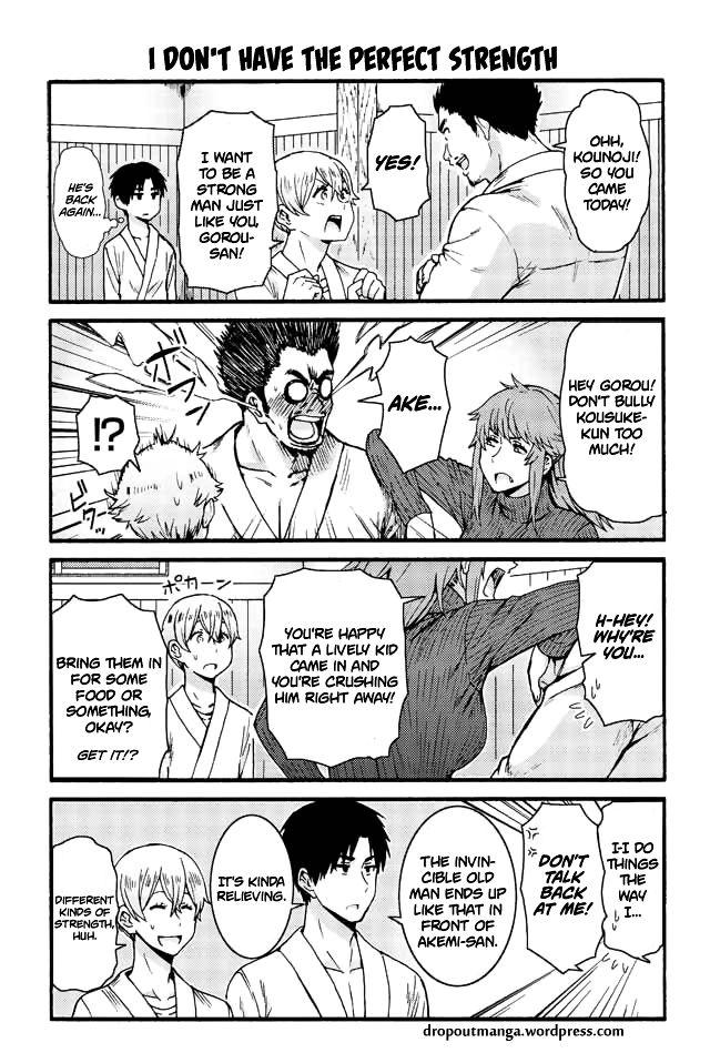 Tomo-chan wa Onnanoko! 567 Page 1