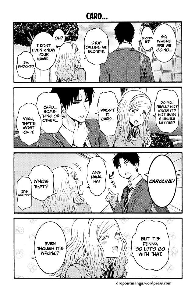 Tomo-chan wa Onnanoko! 575 Page 1