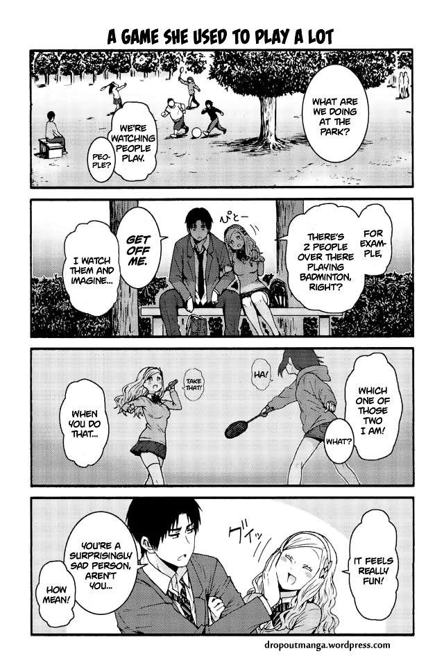 Tomo-chan wa Onnanoko! 576 Page 1