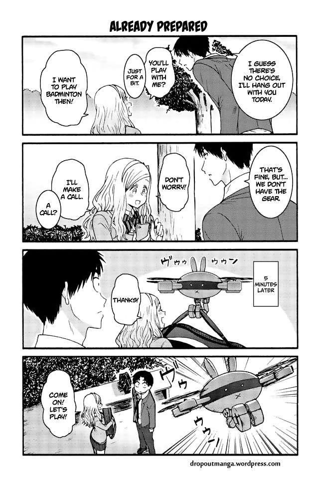 Tomo-chan wa Onnanoko! 579 Page 1