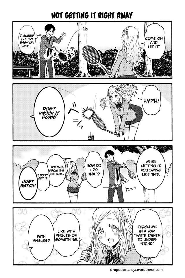 Tomo-chan wa Onnanoko! 580 Page 1