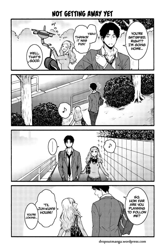 Tomo-chan wa Onnanoko! 583 Page 1