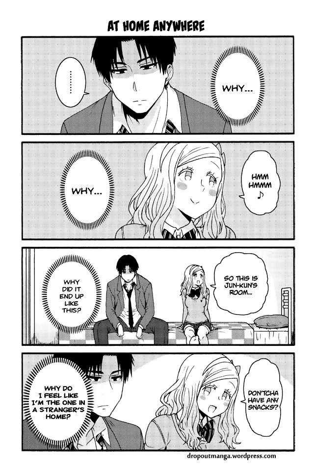 Tomo-chan wa Onnanoko! 584 Page 1