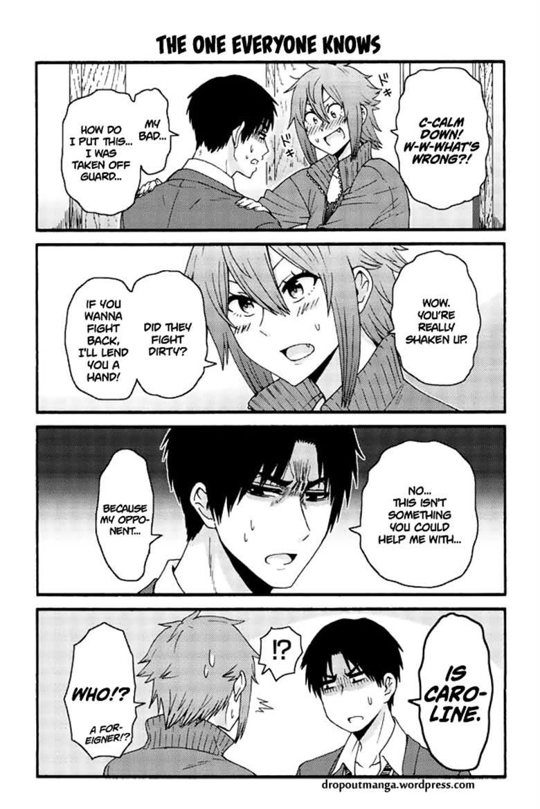 Tomo-chan wa Onnanoko! 591 Page 1