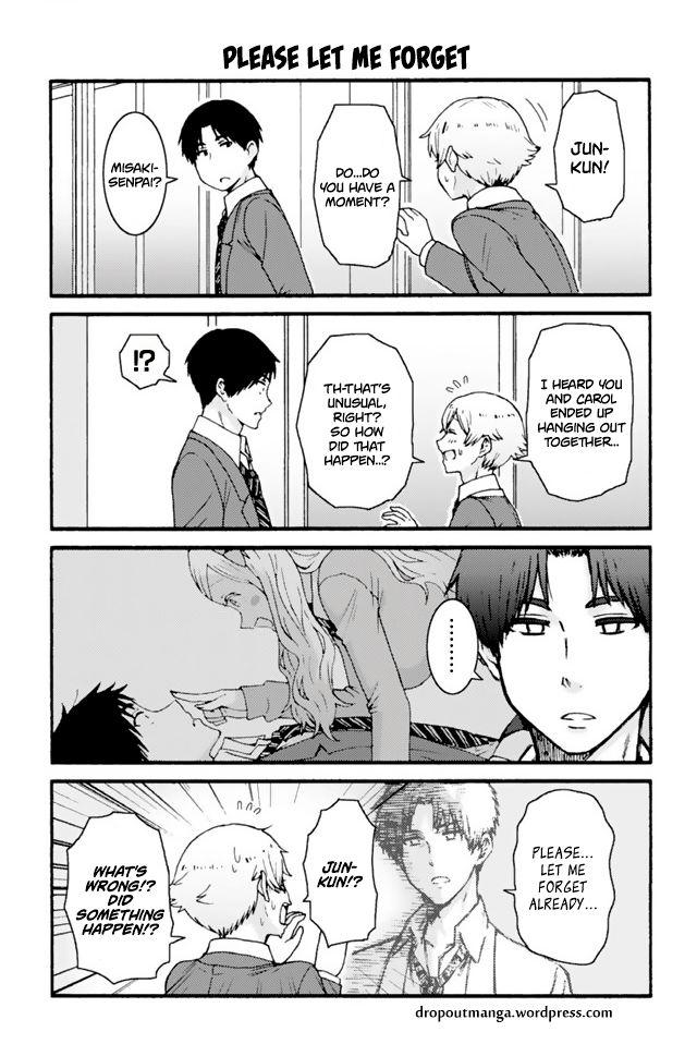 Tomo-chan wa Onnanoko! 602 Page 1