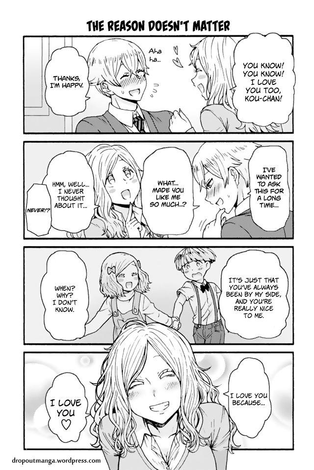 Tomo-chan wa Onnanoko! 626 Page 1