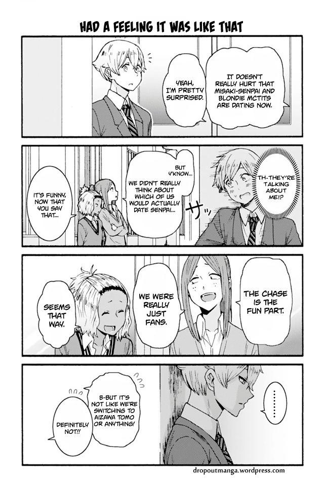 Tomo-chan wa Onnanoko! 634 Page 1