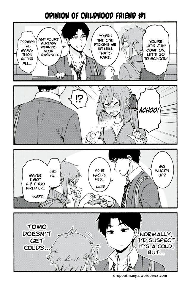 Tomo-chan wa Onnanoko! 640 Page 1