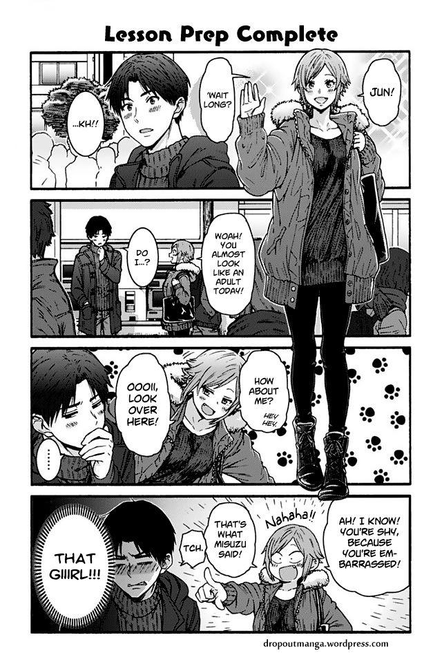 Tomo-chan wa Onnanoko! 892 Page 1
