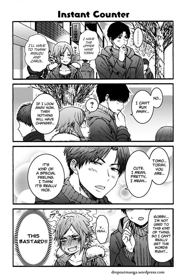 Tomo-chan wa Onnanoko! 893 Page 1