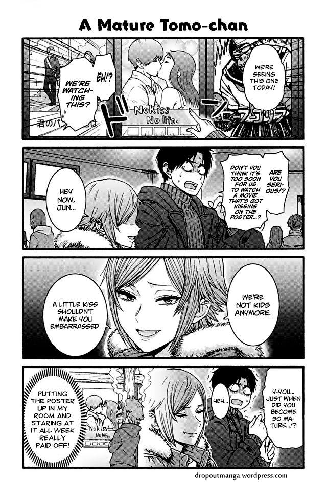 Tomo-chan wa Onnanoko! 894 Page 1