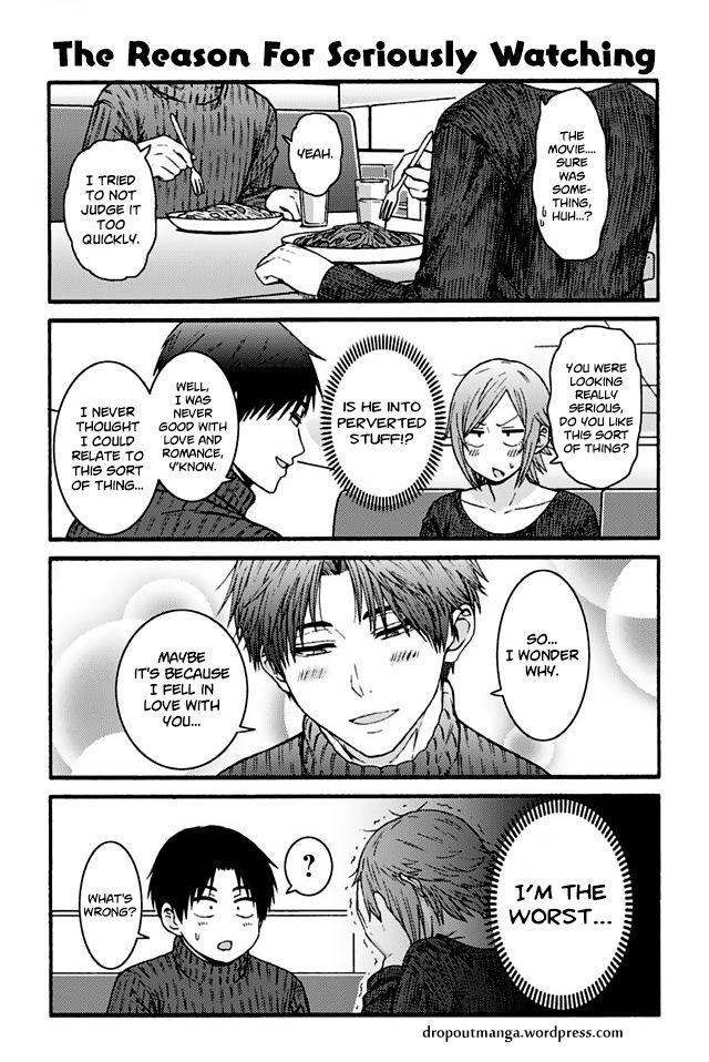 Tomo-chan wa Onnanoko! 897 Page 1