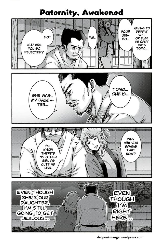 Tomo-chan wa Onnanoko! 913 Page 1