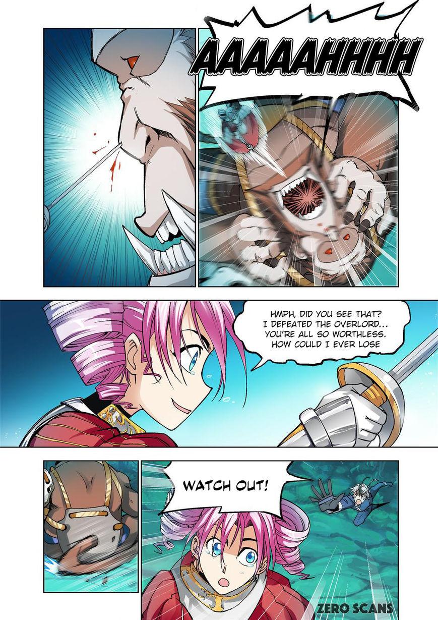 The Great Conqueror 33 Page 2