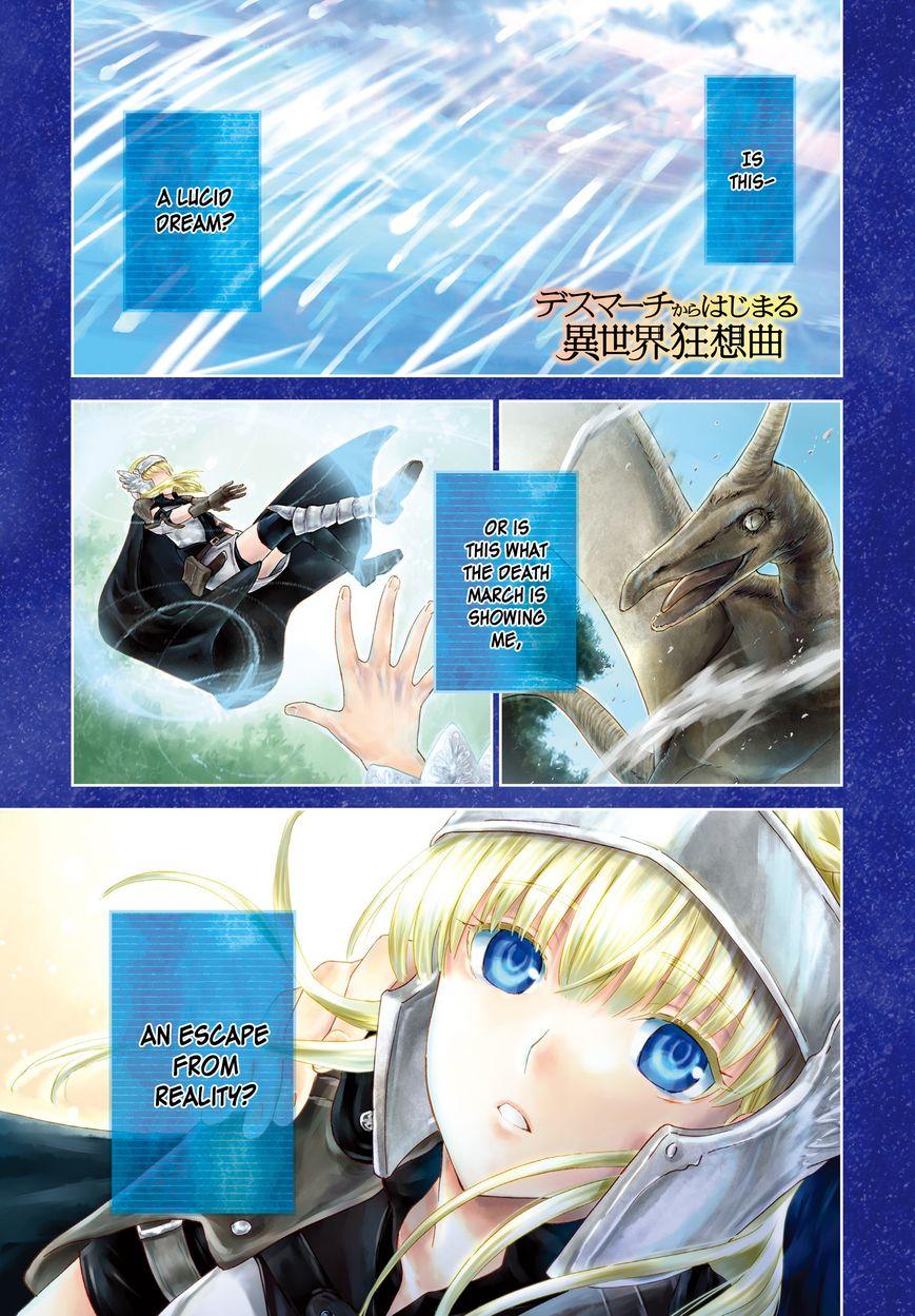Death March kara Hajimaru Isekai Kyousoukyoku 1 Page 1