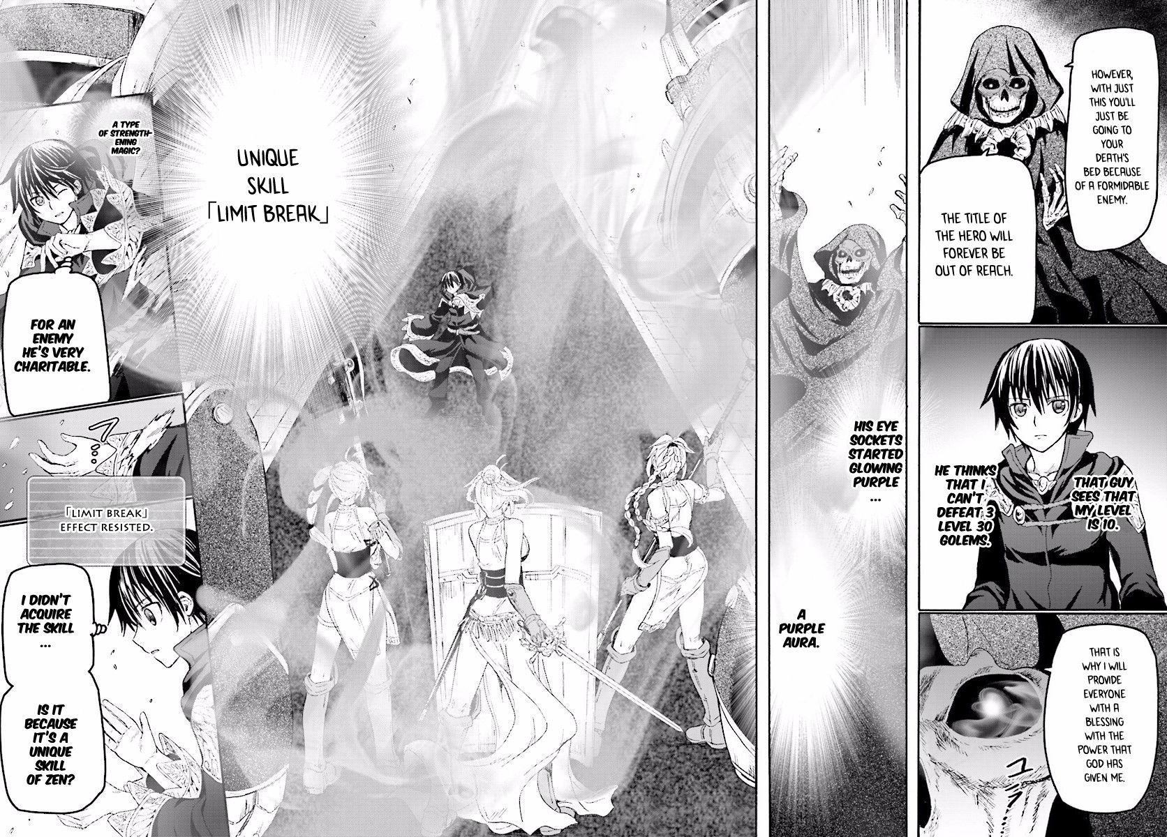 Death March kara Hajimaru Isekai Kyousoukyoku 24 Page 2