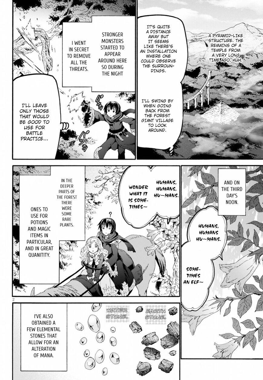 Death March kara Hajimaru Isekai Kyousoukyoku 53 Page 2