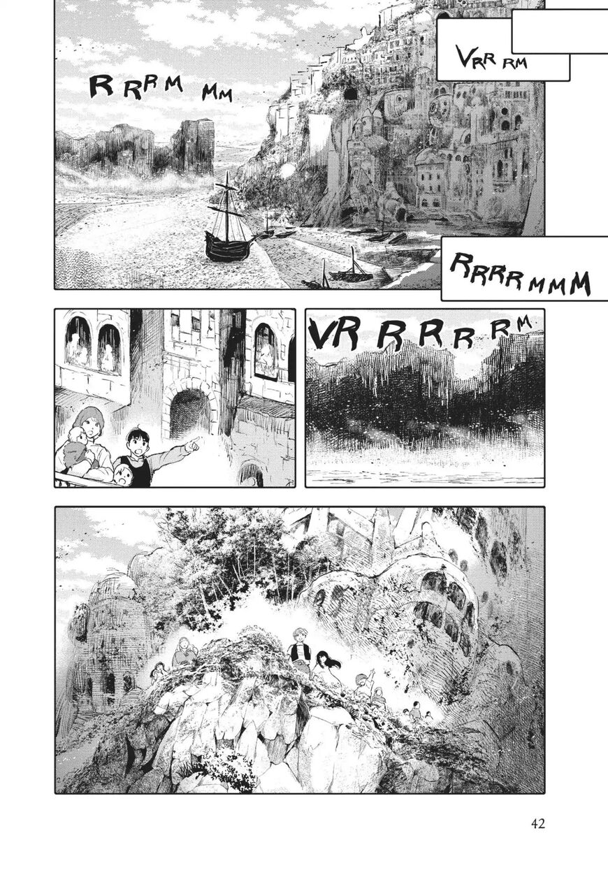 Kujira no Kora wa Sajou ni Utau 40 Page 2