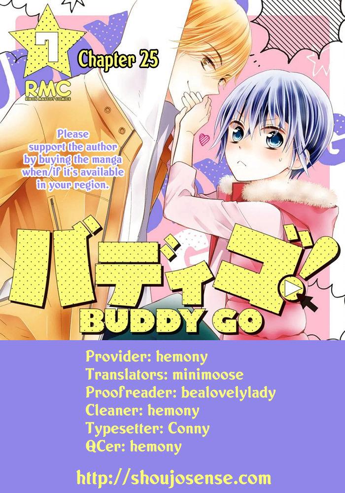 Buddy Go! 25 Page 1