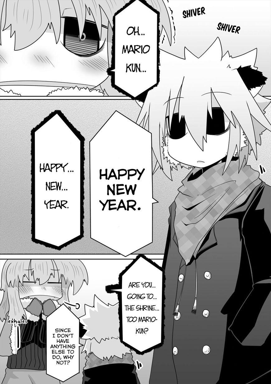 Mako-san to Hachisuka-kun. 17 Page 2