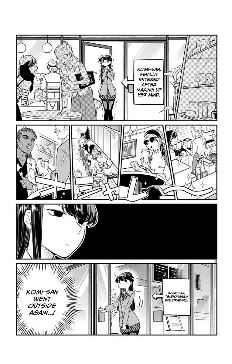 Komi-san wa Komyushou Desu 13 Page 3