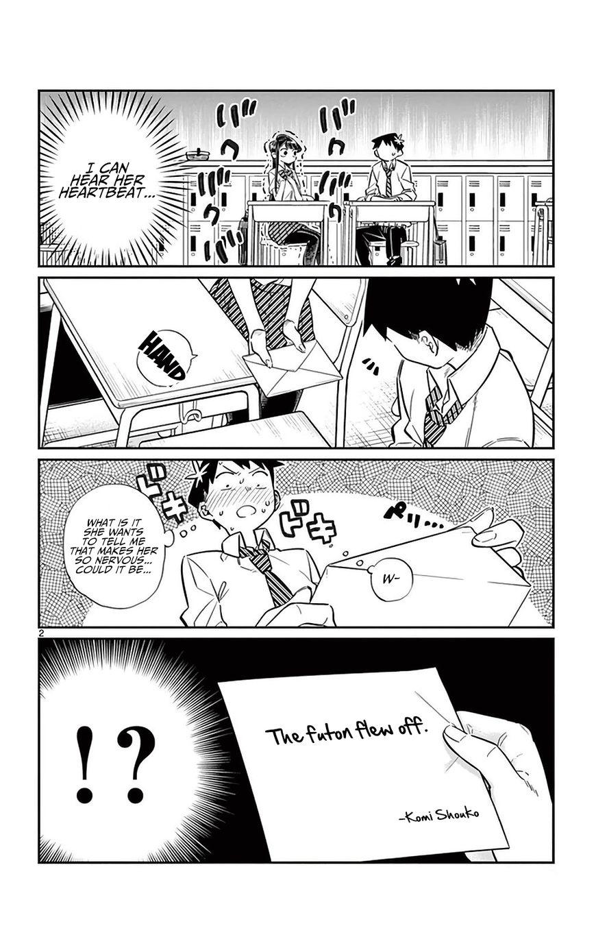 Komi-san wa Komyushou Desu 29 Page 2
