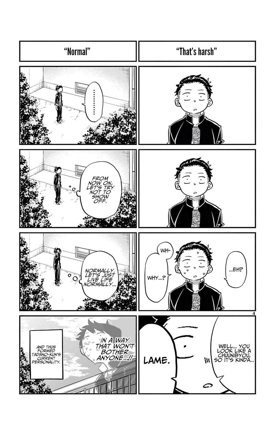 Komi-san wa Komyushou Desu 32 Page 4