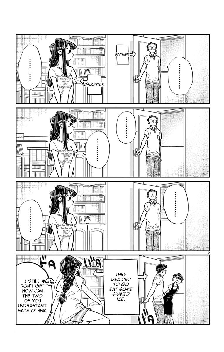 Komi-san wa Komyushou Desu 42 Page 2