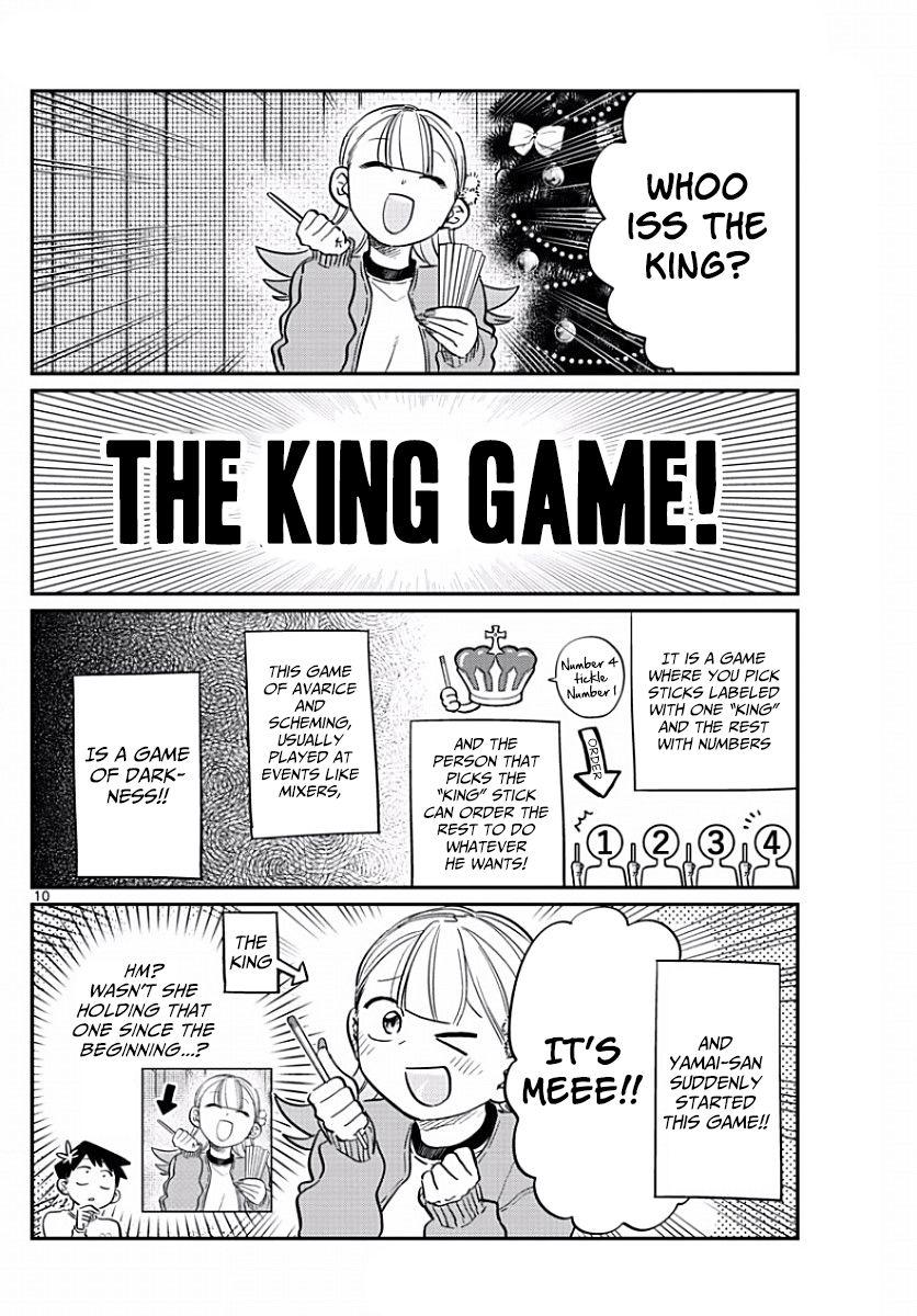 Komi-san wa Komyushou Desu 98 Page 2