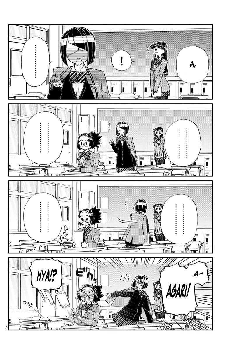 Komi-san wa Komyushou Desu 114 Page 2