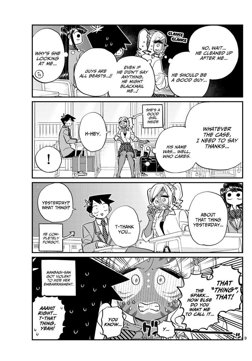 Komi-san wa Komyushou Desu 135 Page 2