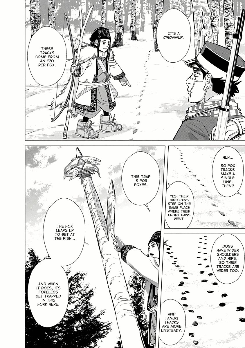 Golden Kamui 35 Page 2