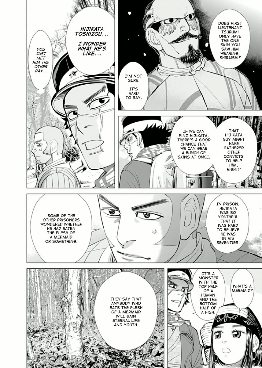 Golden Kamui 47 Page 2