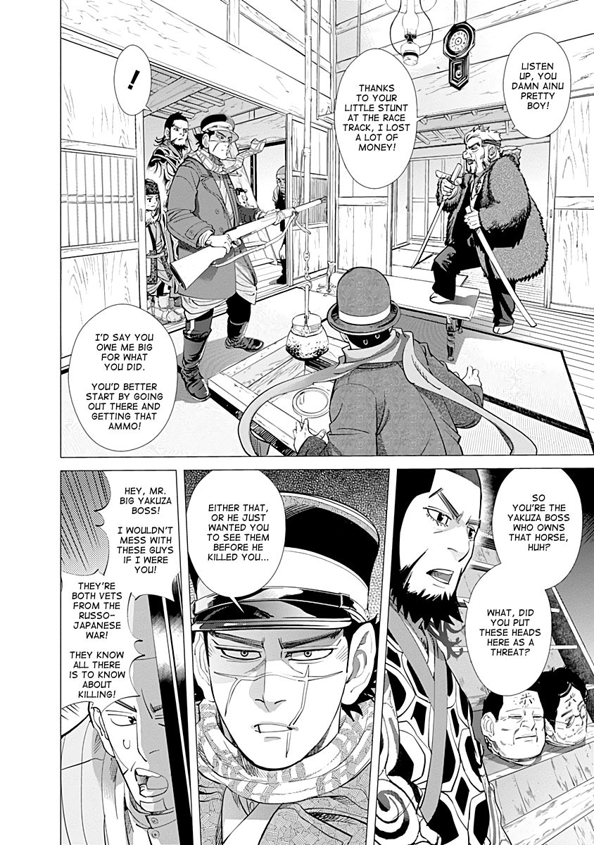 Golden Kamui 67 Page 2