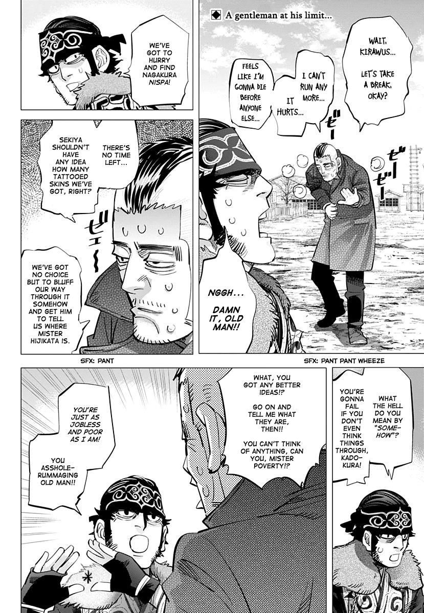 Golden Kamui 174 Page 2