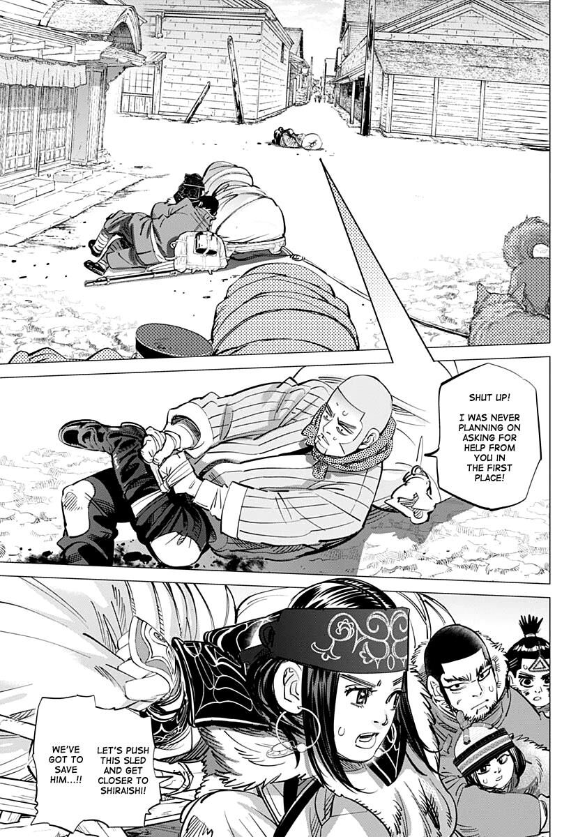 Golden Kamui 202 Page 3