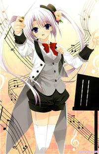 Musical Girls C78