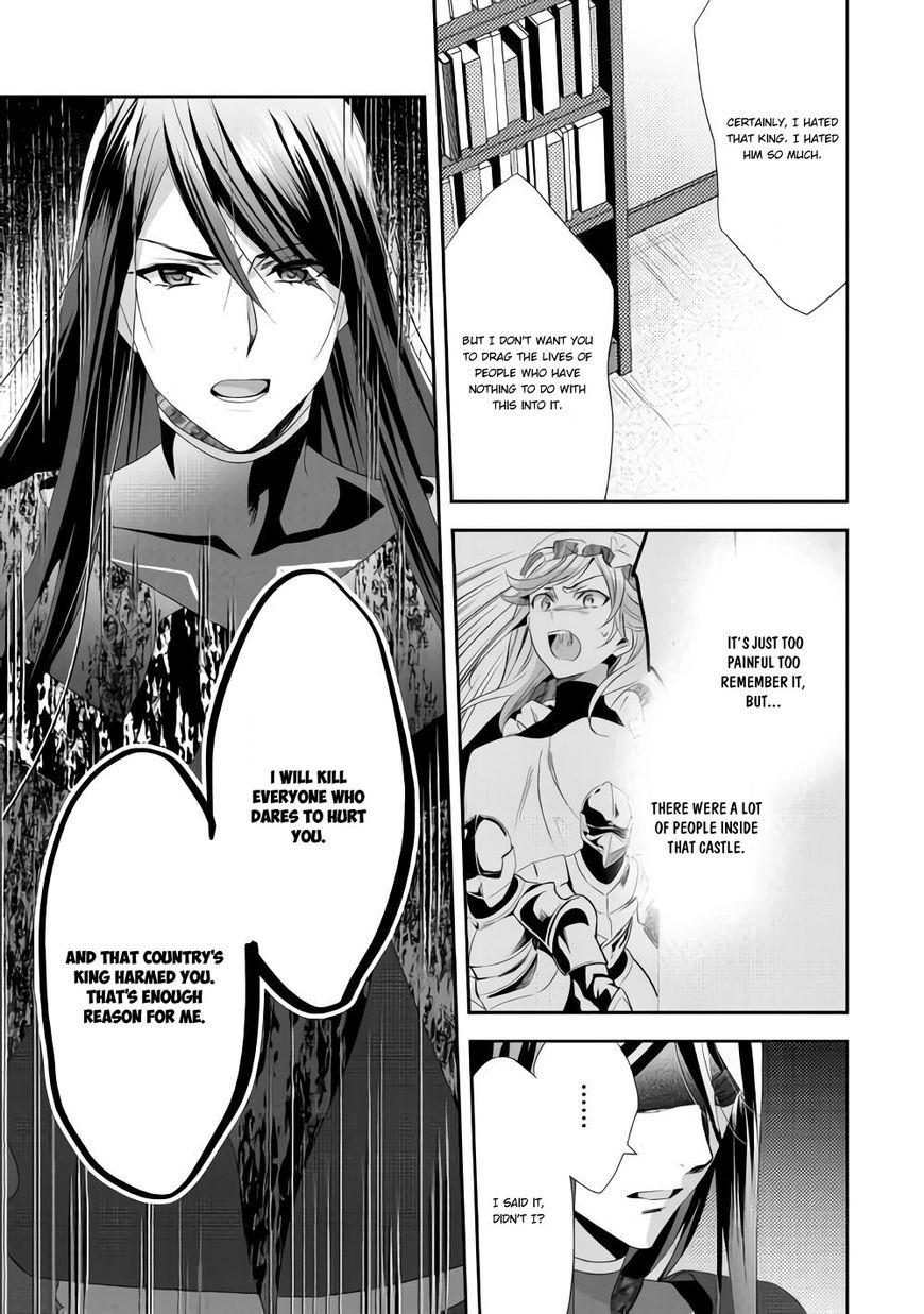 """Isekai de """"Kuro no Iyashi Te"""" tte Yobarete Imasu 43 Page 5"""