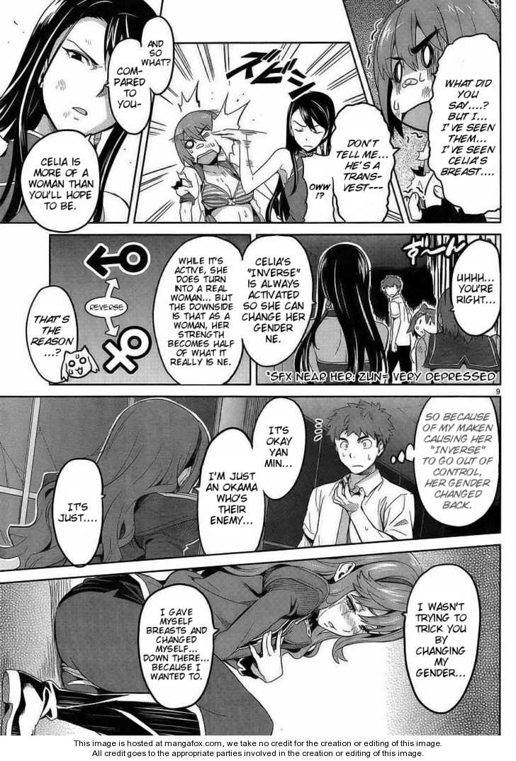 Maken-Ki! 19 Page 9