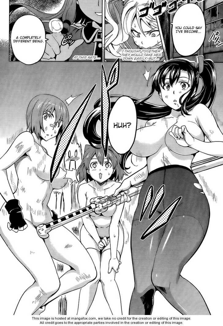 Maken-Ki! 22 Page 10