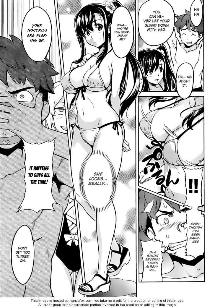 Maken-Ki! 28 Page 11