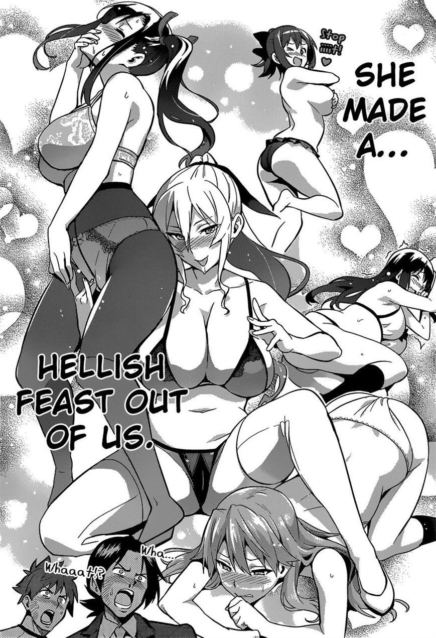 Maken-Ki! 69 Page 16