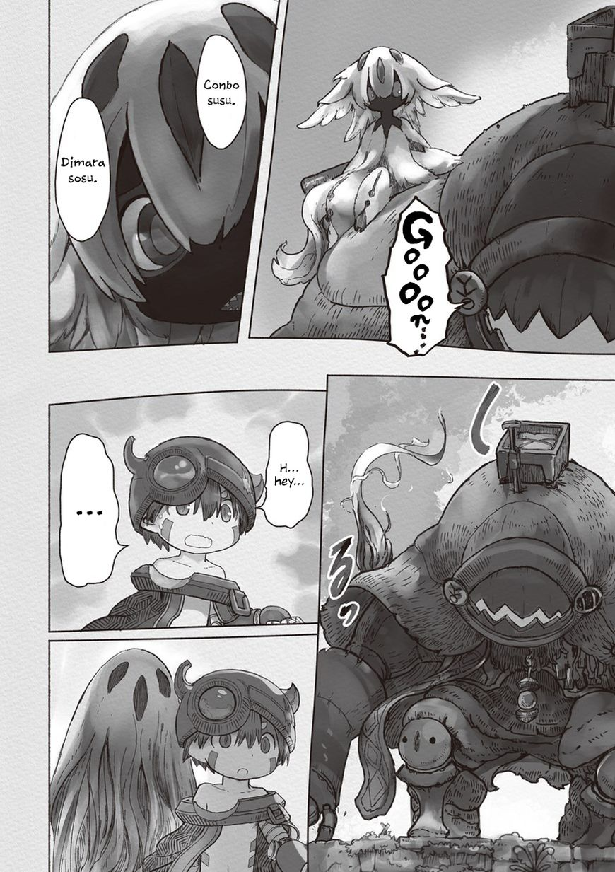 Made in Abyss 42 Page 2