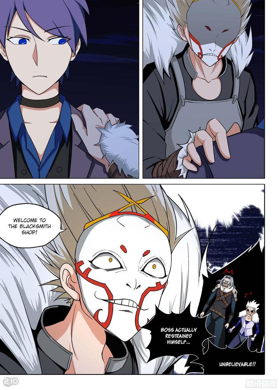 Yin Zhi Shoumuren 198 Page 3