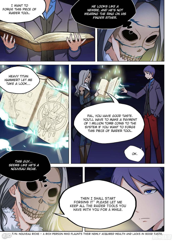 Yin Zhi Shoumuren 198 Page 5