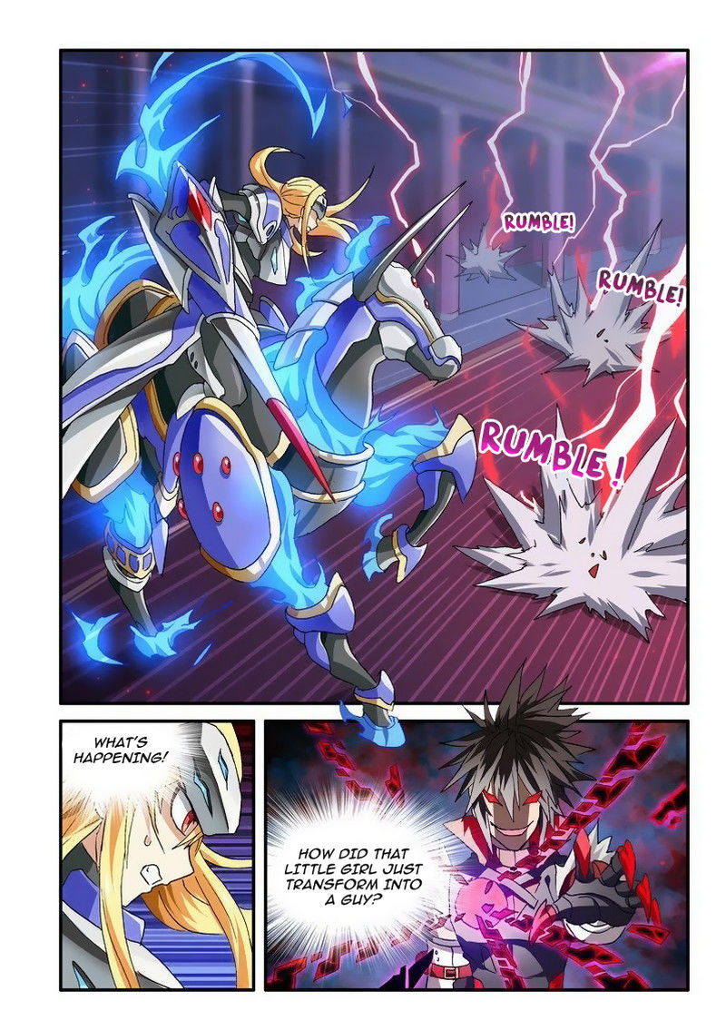Ni Xi Ba Mo Wang! 42.2 Page 1
