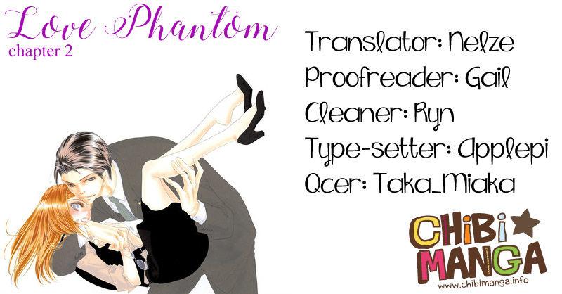 Love Phantom 2 Page 1