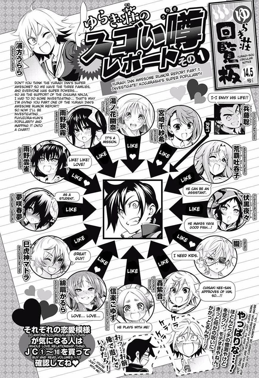 Yuragi-sou no Yuuna-san 110 Page 2